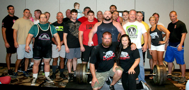 RPS South Florida COnquest LIfters