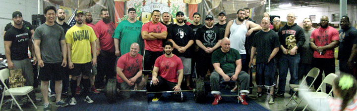 South Jersey Rumble PM Lifters