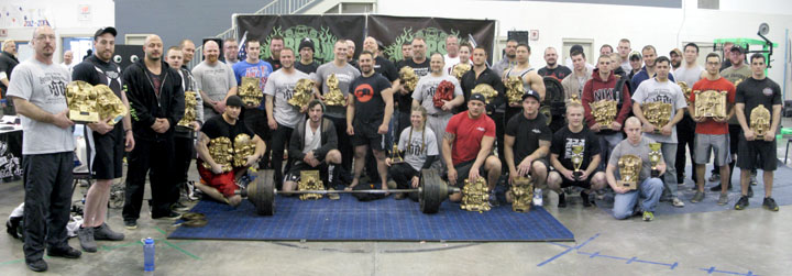 2013 Spring Supremacy LIfters