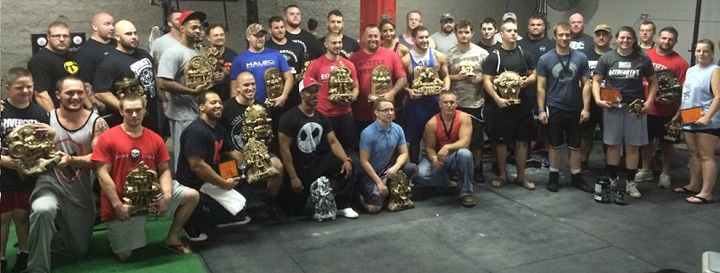 2014 Cincy Fall Throwdown