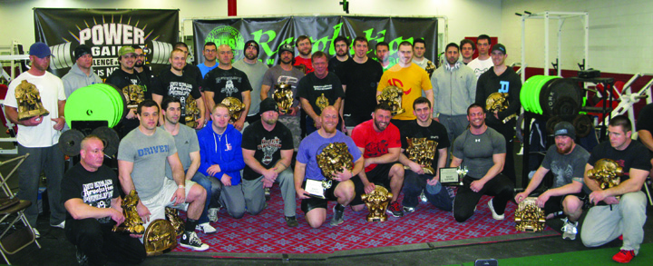 2014 New Engalnd Revolution Saturday PM LIfters