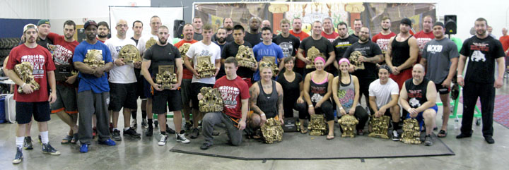 2014 RPS NY State Championship Lifters