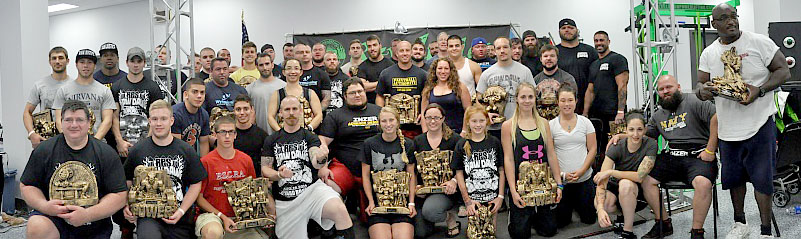 2014 Raw Dawg Competitors