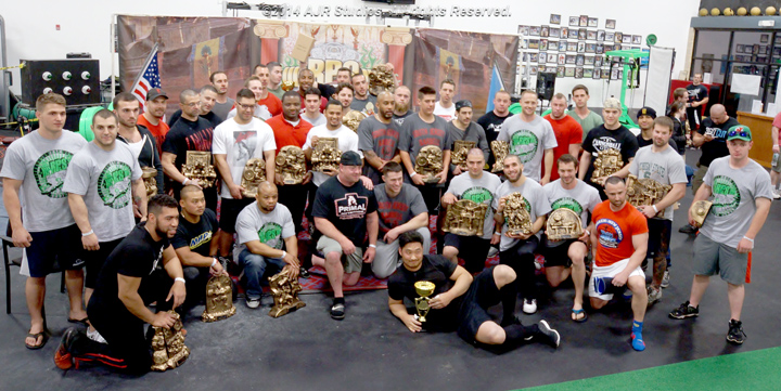 2014 RPS Rumble Satruday PM Lifters
