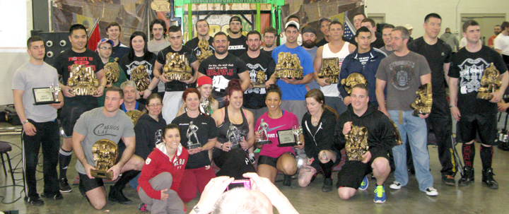 2014 Spring Supremacy AM Lifters