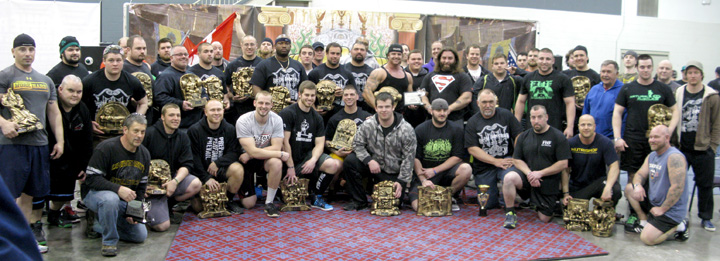 2014 Spring Supremacy PM Lifters