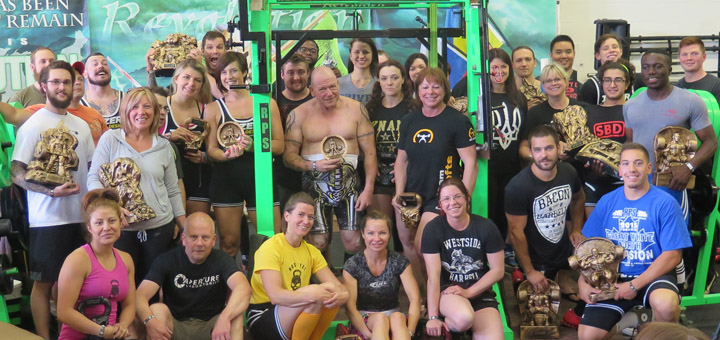 2015 RPS Canada Lifters