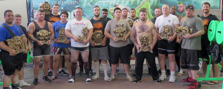 2015 Heatwave Lifters