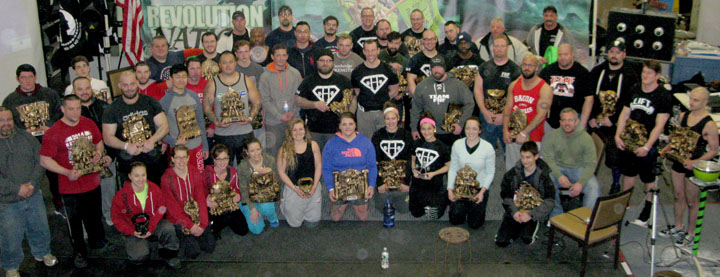 2015 RPS Retribution Lifters